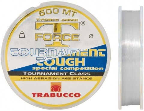 MONOFILO TRABUCCO TOURNAMENT TOUGH 500 MT