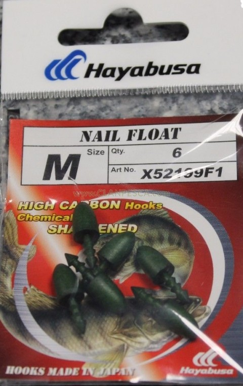 HAYABUSA NAIL FLOAT