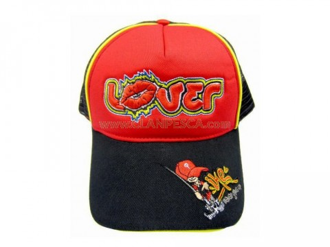 CAPPELLINO MOLIX LOVER BLACK/RED
