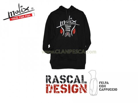 SWEATSHIRT RASCAL DESIGN