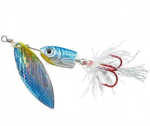 COLONEL REALITY 3D LEAD HEAD SPINNER - ROACH BLUE