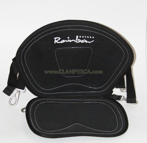 SEDILE ANATOMICO PER HARDBELLY E KAYAK by Rainbow Kayak