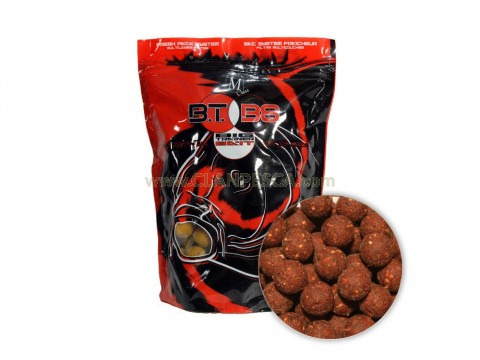 BOILIES BTB 8 SPICY RED 20mm 1Kg