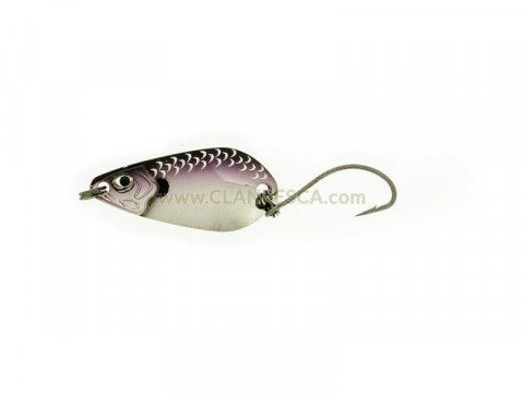 MOLIX TROUT SPOON 3.5 GR-Purple Metal Stripe