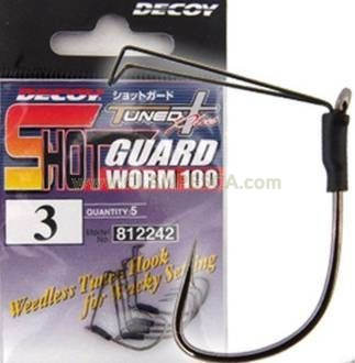 WORM 100 SHOT GUARD