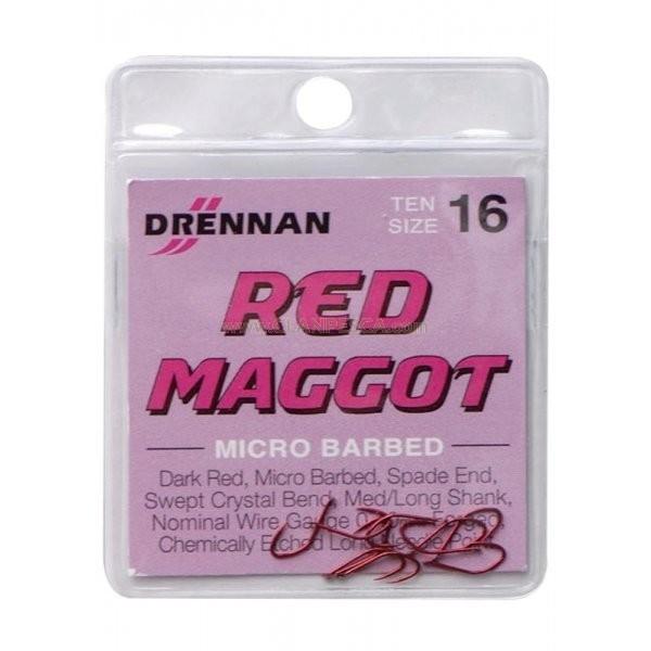 DRENNAN RED MAGGOT MIS. 22