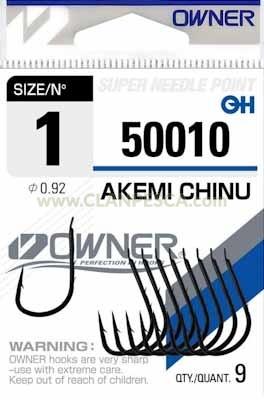 AMO OWNER 50010 AKEMI CHINU
