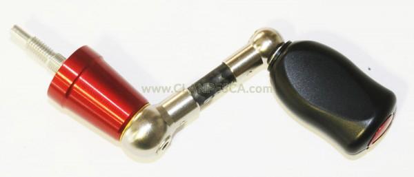 MANOVELLA RMR SH 3.75 SPINNING CARBON HANDLE (SHIMANO)
