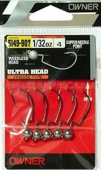 JIG HEAD OWNER 5149 FINESSE TYPE