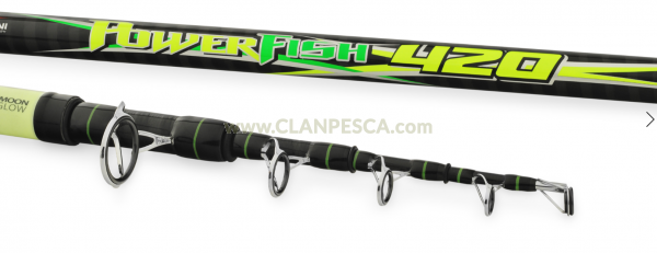 CANNA TUBERTINI POWER FISH NO LIMIT MT 4.20