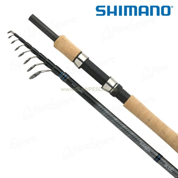 CANNA SPINNING SHIMANO EXAGE STC TE TELESPIN