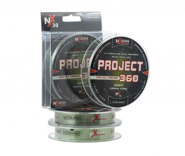 NX30 PROJECT 360 300 MT.