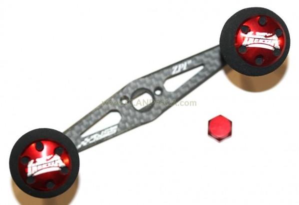 MANOVELLA POWER GAME INERTIA CARBON HANDLE (ABU/DAIWA)