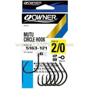 AMO OWNER 5163 MUTU CIRCLE HOOK