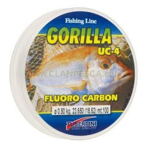 FLUORO CARBON TUBERTINI GORILLA UC4 MT 100