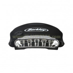 LUCE LED BERKLEY PER VISIERA CLIP ON HAT LIGHT
