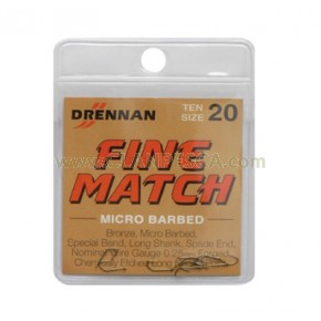 DRENNAN MICRO BARBED FINE MATCH