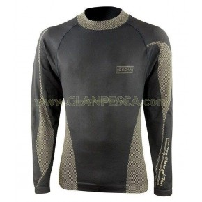 MAGLIA TERMICA BAMBOO CHARCOAL FIBER by OCEAN