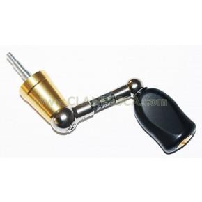 MANOVELLA RMR 3.75 SHC SPINNING CARBON HANDLE (SHIMANO)